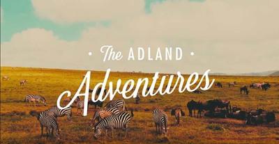 Adland Adventures—it's funny because it'strue